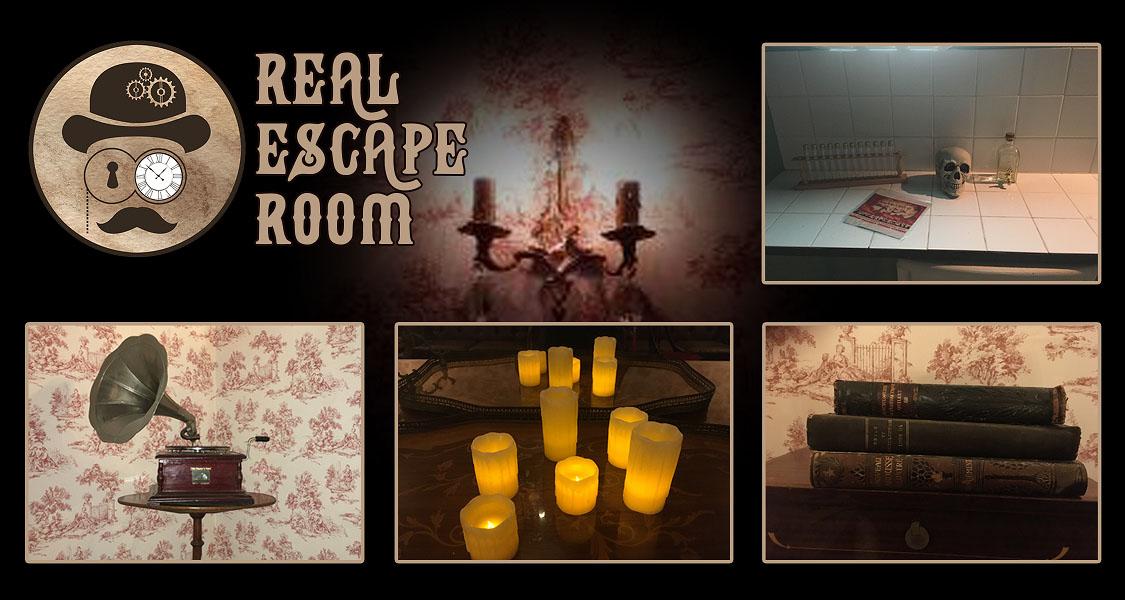 Real Escape Room - Escape Game Marseille